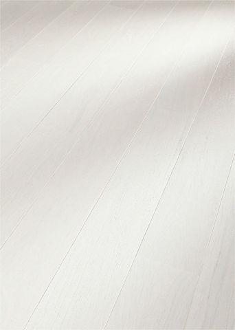 Паркетная доска Meister (Германия) PD400 Cottage Дуб Белый непрозрачный 8081, V2, UV масло, браш 13*180*2200 (упак 4шт -1,584 кв.м