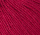Пряжа Gazzal Baby Cotton XL 3442 бордо