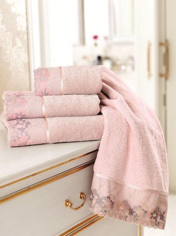 Махровые полотенца премиум купить ткань детскую постельную
