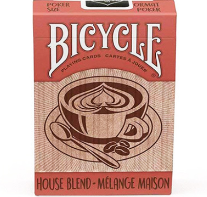 Карты Bicycle House Blend