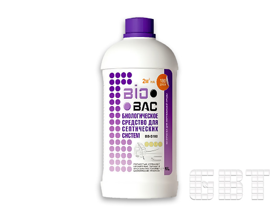 Средство для септика BioBac S