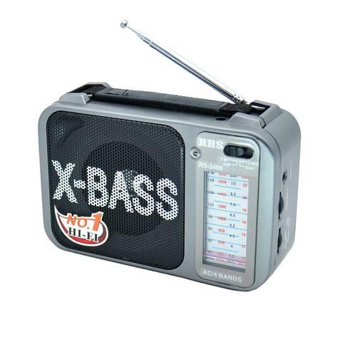 Радиоприёмник RRS RS-2400 р/п сетевой
