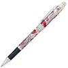 Cross Botanica - Red Hummingbird Vine, ручка-роллер, M, BL