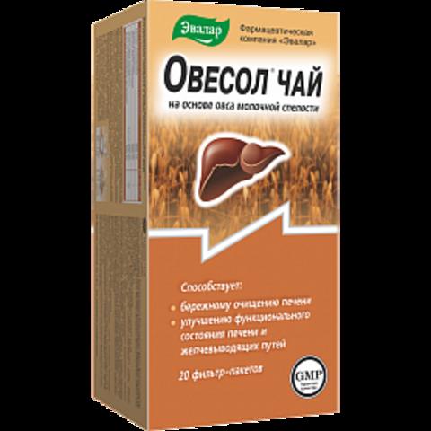 Овесол чай 20ф/п