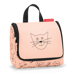 Органайзер детский Toiletbag S cats and dogs rose Reisenthel