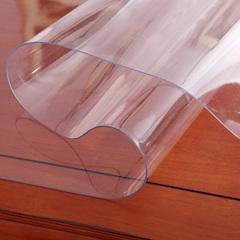 Прозрачная скатерть пленка на стол (120х80см)