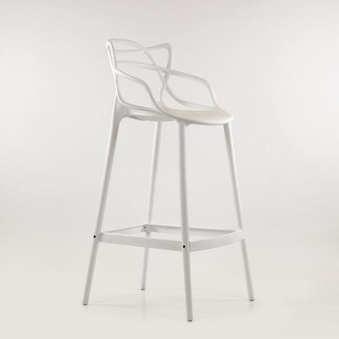 Барный интерьерный стул Masters (стул стилиста/визажиста)