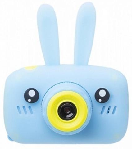 Фотоаппарат  Fun Camera Rabbit со встроенной памятью и играми (Голубой)