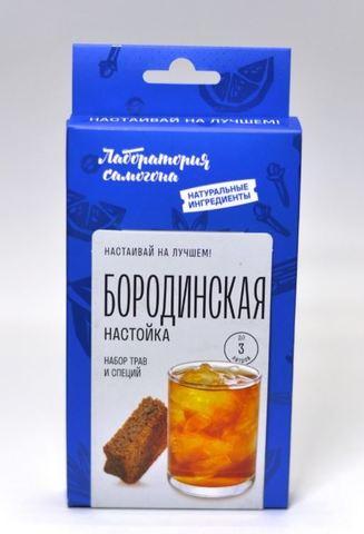 """Набор для настаивания """"Бородинская"""" на 1 литр напитка"""
