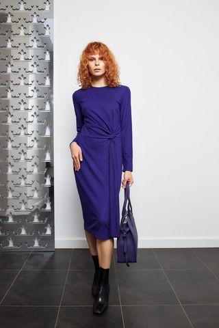 WINDSOR Платье из шерсти- джерси