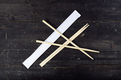 Палочки бамбуковые столовые