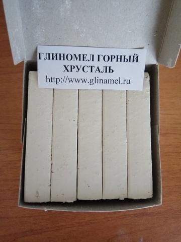 Глиномел Горный хрусталь (Россия)