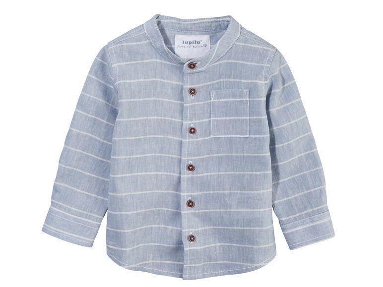 Рубашка для мальчика Lupilu
