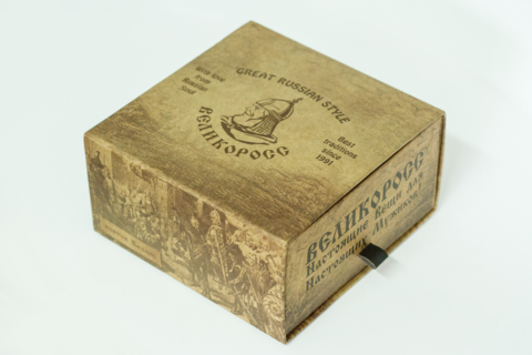 VELIKOROSS Design gift box