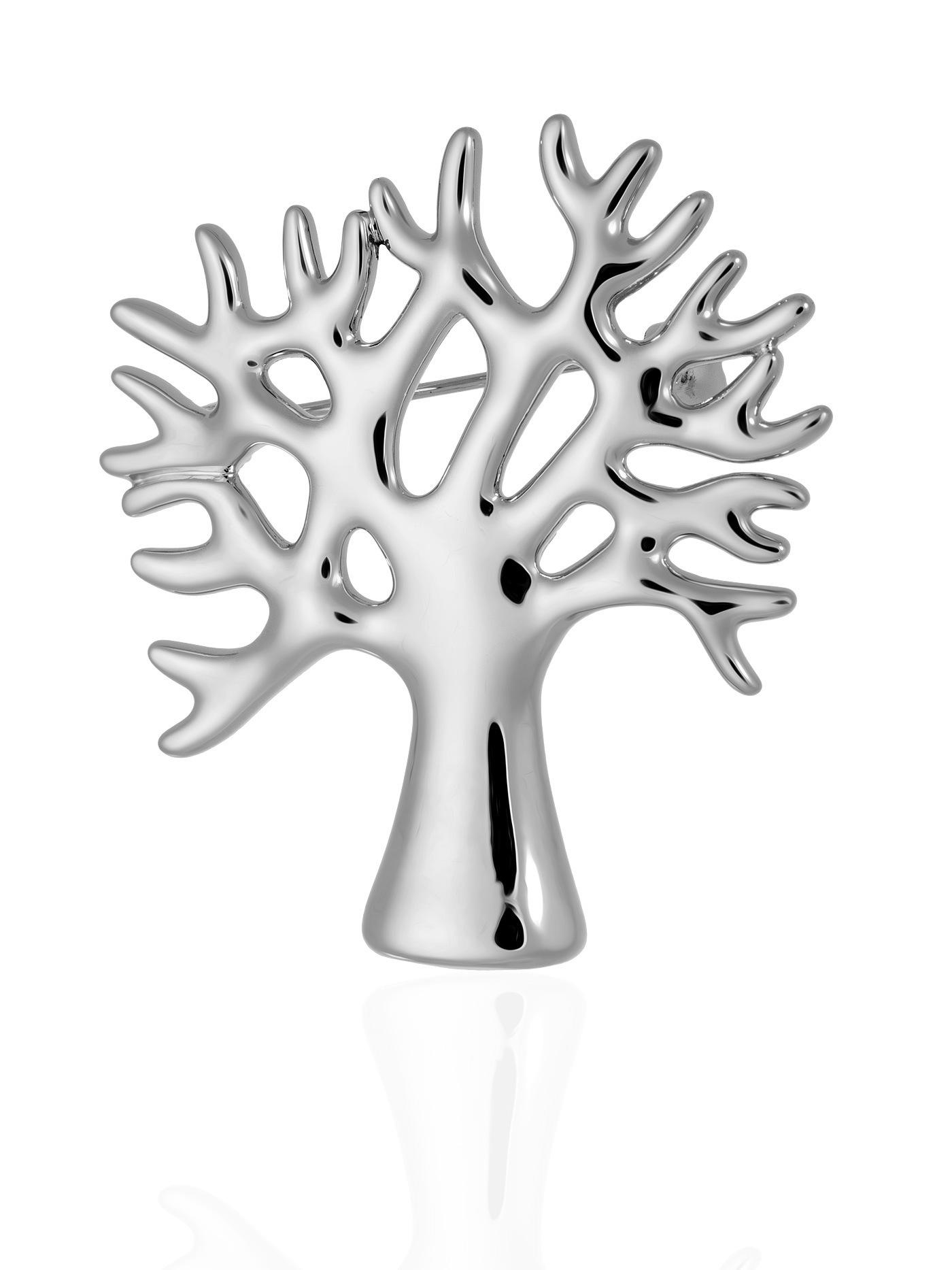 Брошь Дерево