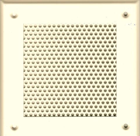 Решётка 210*210 шагрень 1013, кружок