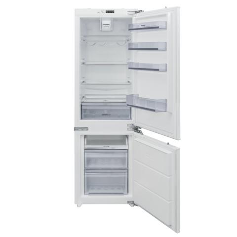 Встраиваемый двухкамерный холодильник Korting KSI 17780 CVNF