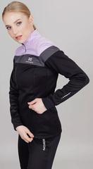 Женская утепленная лыжная куртка Nordski Drive Black-Orchid W