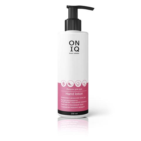 Лосьон для рук ONIQ   с ароматом морского воздуха, 200 мл