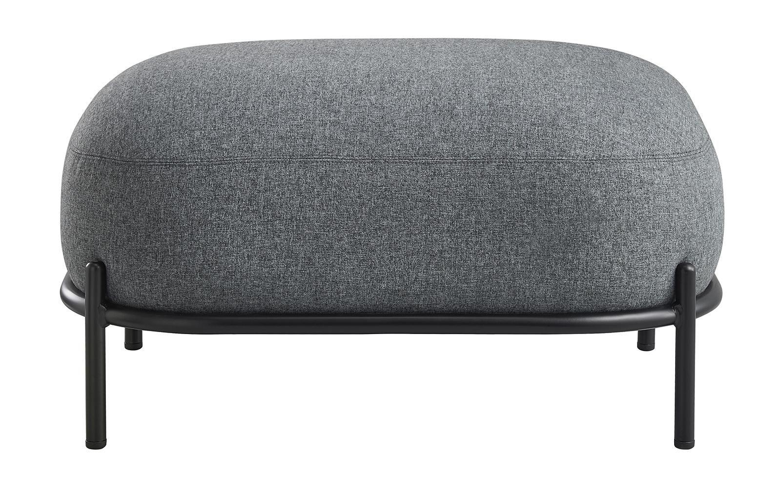 Пуф SOFA-06-0T серый