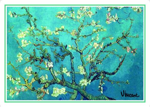 Açıqca\Открытки\Giftcard Van Gogh 1