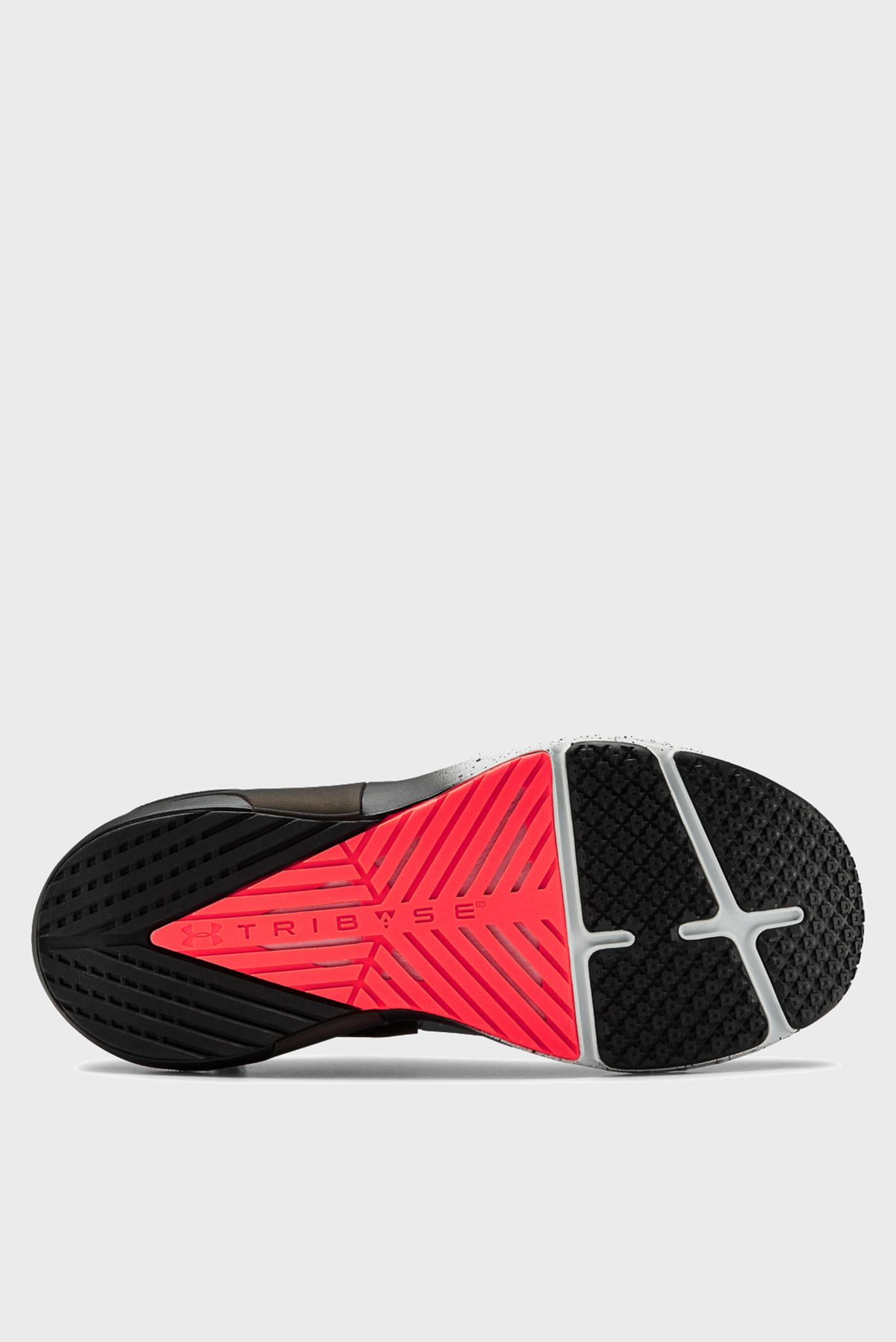 Мужские серые кроссовки UA HOVR Apex-GRY Under Armour