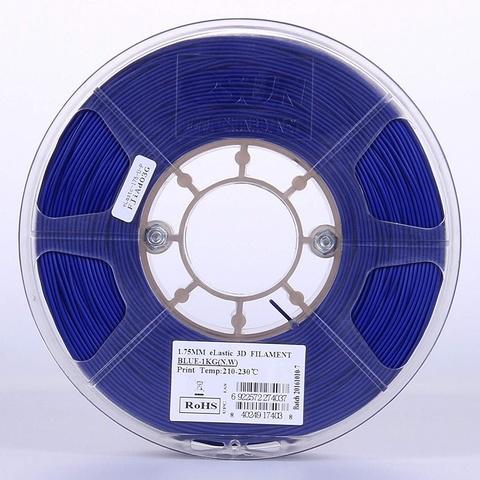 ESUN eLastic 1.75 мм 1кг., синий
