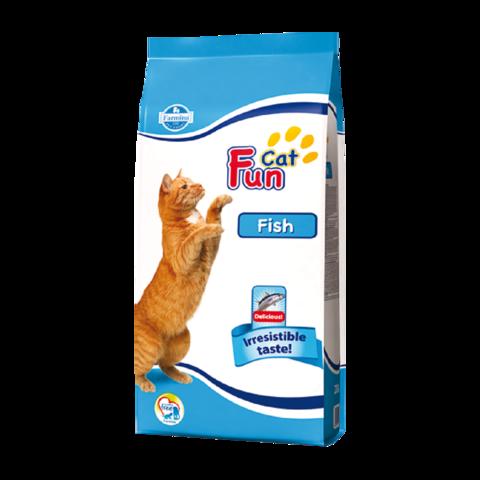 Farmina Fun Cat Сухой корм для кошек с Рыбой
