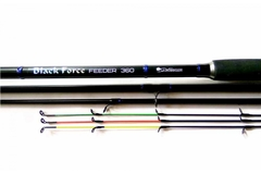 Фидерное удилище Mottomo Black Force Feeder 3.60m 150g