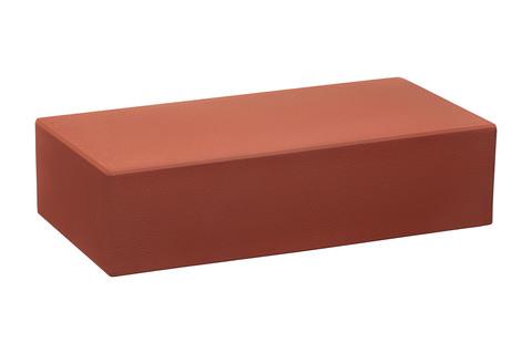 Полнотелый кирпич красный 250×120×65 мм