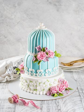 Заказной торт № 4