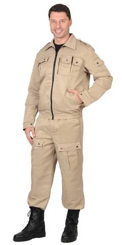 Костюм Охранника  куртка, брюки  песочный