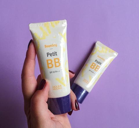 оллагеновый ББ крем (желтый) Holika Holika Petit BB SPF30 купить в Иркутске