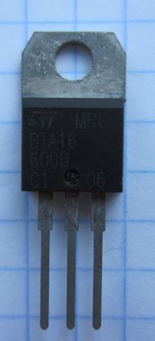 BTA16-600B