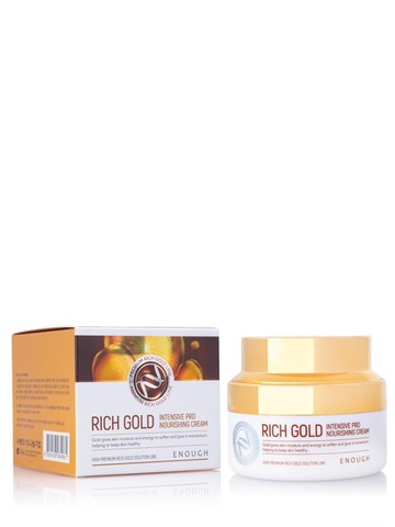 ENOUGH RG Крем для лица Rich Gold Intensive Pro Nourishing Cream 50 мл