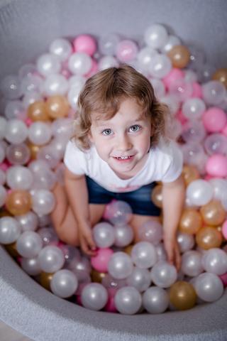 Сухой бассейн Anlipool комплект №103 200 шаров