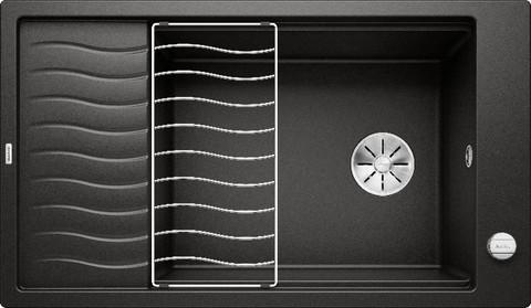 Кухонная мойка Blanco ELON XL 8 S, черный
