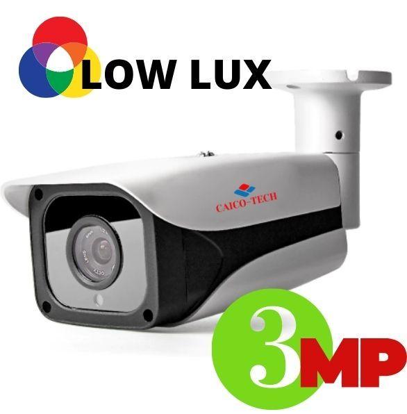 Уличная видеокамера CAICO TECH CCTV TRM 2A3 PRO