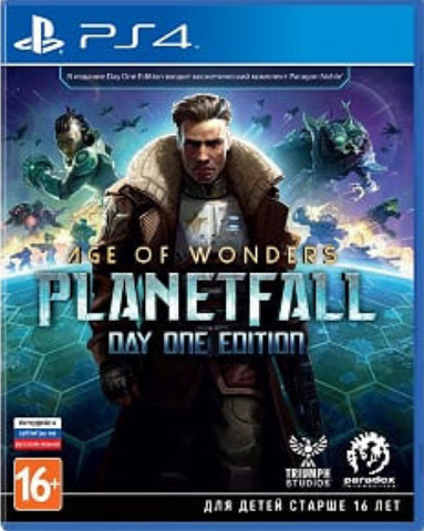 Age of Wonders: Planetfall (PS4, русские субтитры)