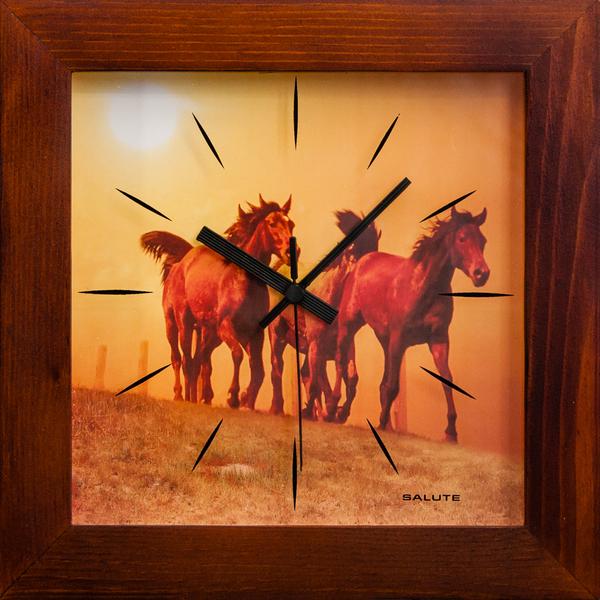 Настенные часы  Салют ДСТ - 2АА28 - 322