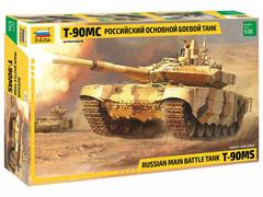 Российский основной боевой танк Т-90МС