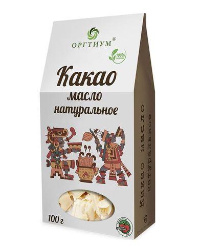 Оргтиум Масло какао 100 г