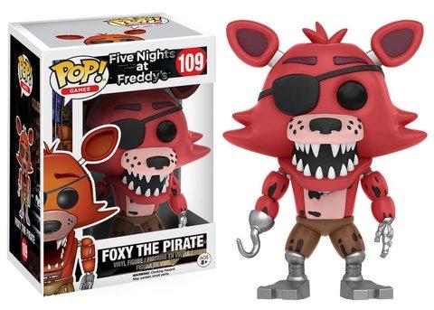 Foxy the Pirate (FNAF) Funko Pop! Vinyl Figure    Фокси