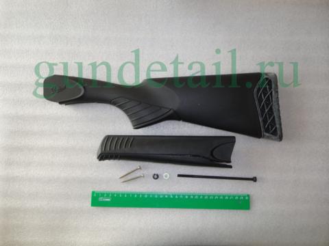 Комплект приклад, цевье пластик ИЖ-27 старого обр до 1988г (ступечатый хвостовик)