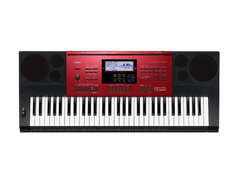 Синтезаторы и рабочие станции Casio CTK-6250