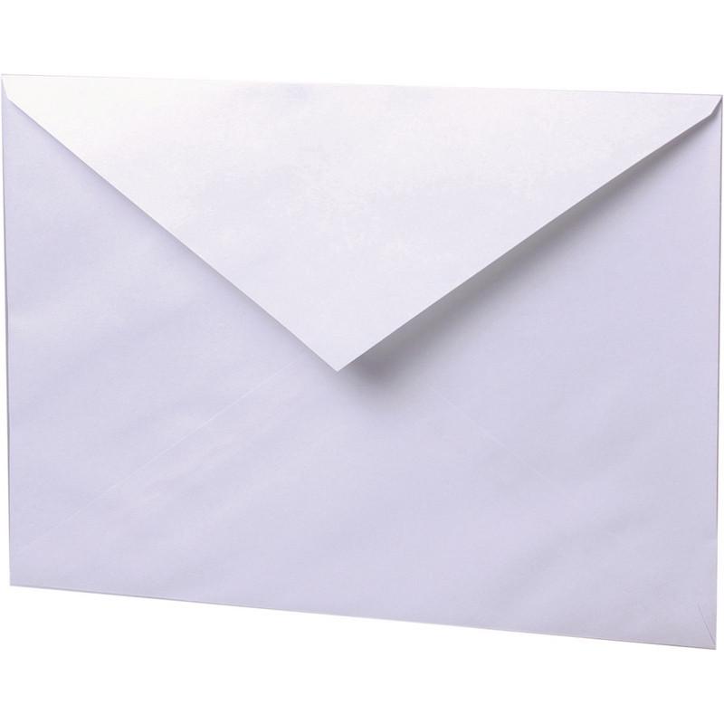 Конверт С3 100 г/кв.м белый (500 штук в упаковке)