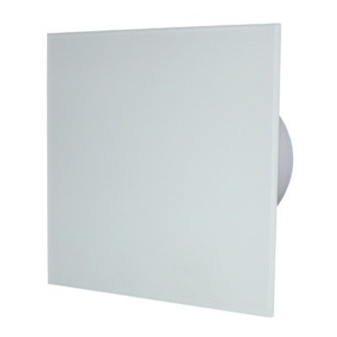 Вентилятор MMotors JSC MMP-105 стекло - Белый (матовый)