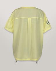 Блузка Perzonu 4463 завязка надписи к/р