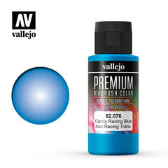 Premium Color 60ml. 076-Candy Racing Blue