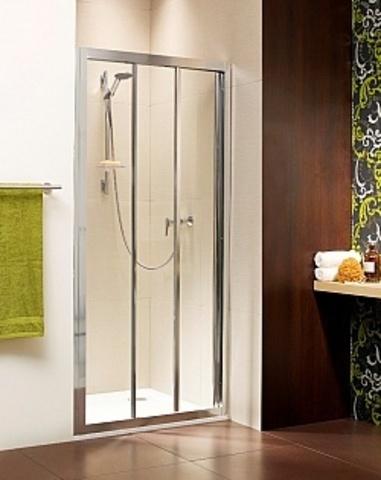Душевая дверь Radaway Treviso DW 120 1200*1900 хром/фабрик/5мм 32333-01-06N